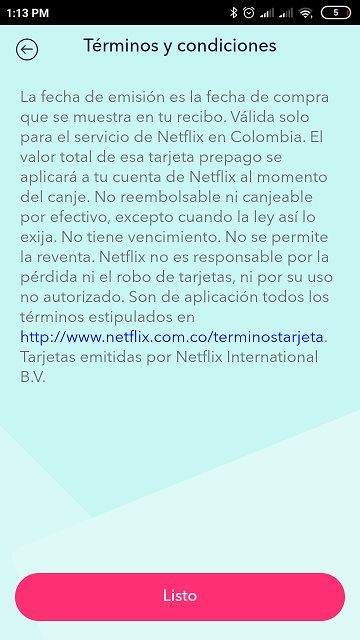Netflix Nequi 2